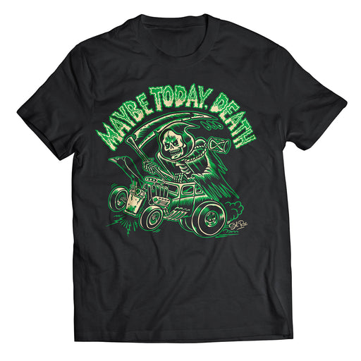 Maybe Today, Death Hot Rod T-shirt