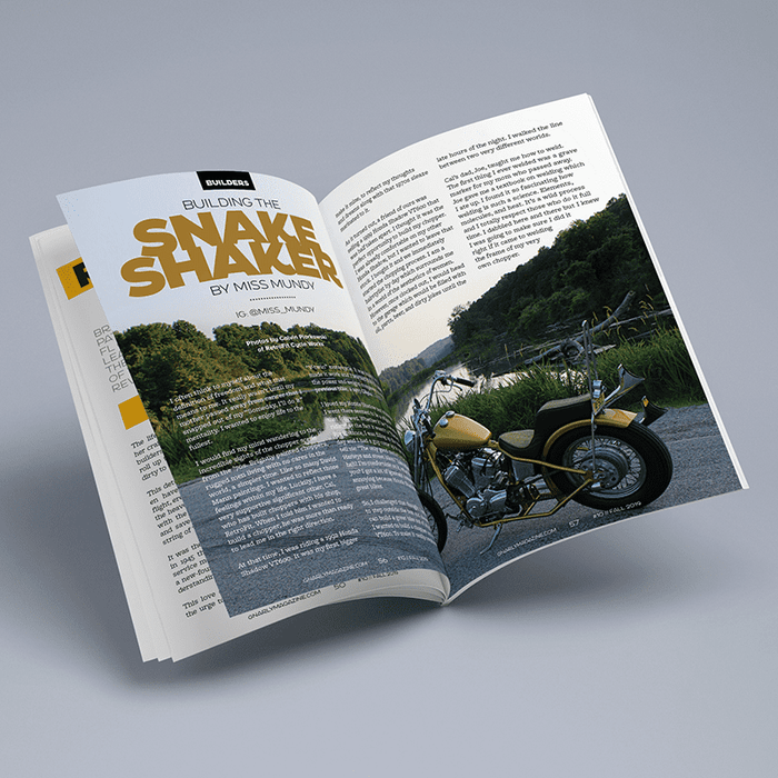 Gnarly Magazine - Issue #10 - Fall 2019