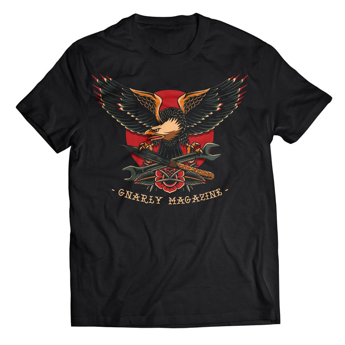 Gnarly Eagle T-shirt