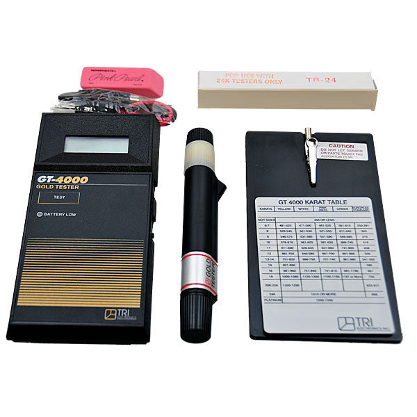 Tri Electronics GT-4000 Professional Electronic Gold Tester (6K - 24K)