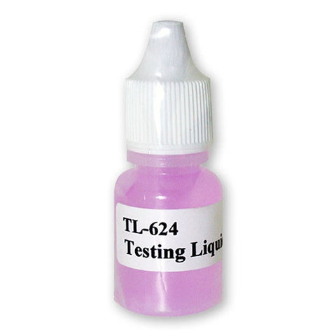 Testing Liquid Refill for Tri Electronics G-24 Electronic Gold Testers