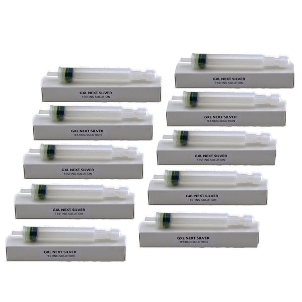 Liquid Refill For Tri Electronics GXL-NEXT Silver Tester Probe 10 Pack