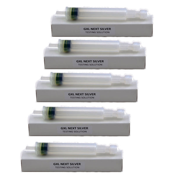 Liquid Refill For Tri Electronics GXL-NEXT Silver Tester Probe 5 Pack