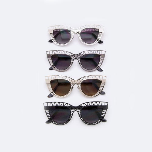 Icon Cat Eye Sunglasses