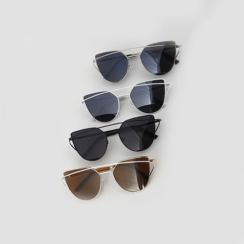Rock Star Cat Eye Sunglasses