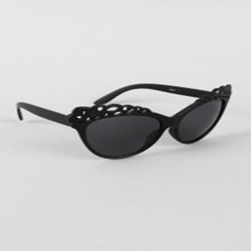 Matte Dolly Brow Sunglasses