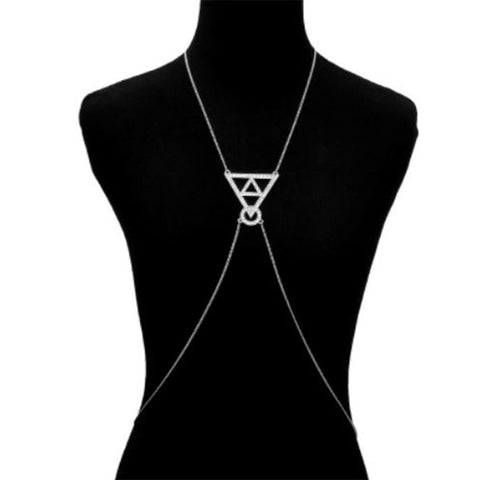 Tribal Chain Choker