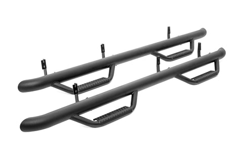 Ford 3-Inch Diameter Cab Length Nerf Steps (2019 Ranger Crew Cab)