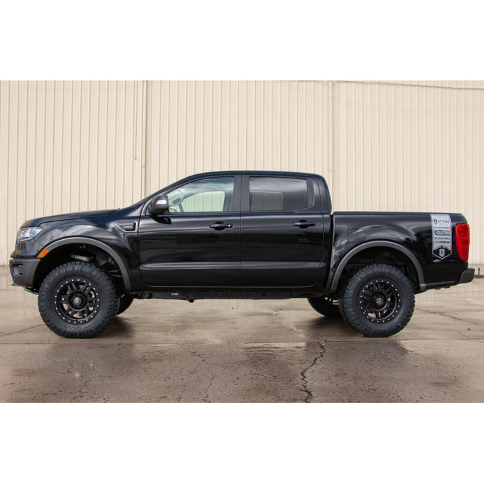 "19-UP FORD RANGER 4WD 0-3.5"" STAGE 1 SUSPENSION SYSTEM"