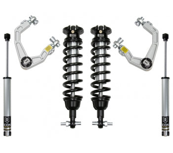 "19-UP FORD RANGER 4WD 0-3.5"" STAGE 2 SUSPENSION SYSTEM W BILLET UCA"