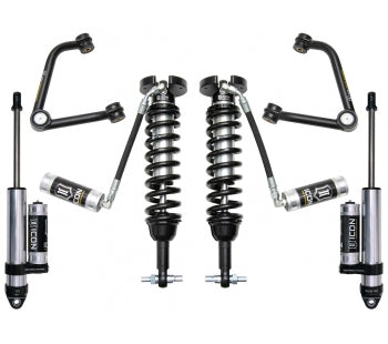 "19-UP GM 1500 1.5-3.5"" STAGE 3 SUSPENSION SYSTEM W TUBULAR UCA"
