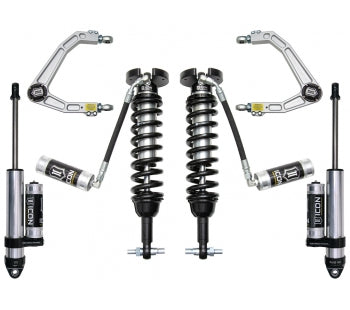 "19-UP GM 1500 1.5-3.5"" STAGE 3 SUSPENSION SYSTEM W BILLET UCA"