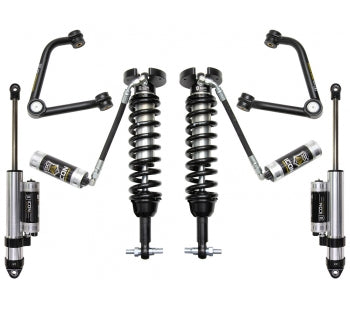 "19-UP GM 1500 1.5-3.5"" STAGE 4 SUSPENSION SYSTEM W TUBULAR UCA"