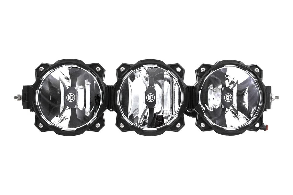 "20"" Pro6 Gravity® LED - 3-Light- Light Bar System - 60W Combo Beam - #91318"