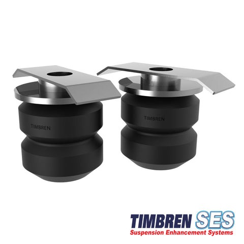 Rear Axle Timbren SES Suspension Upgrade