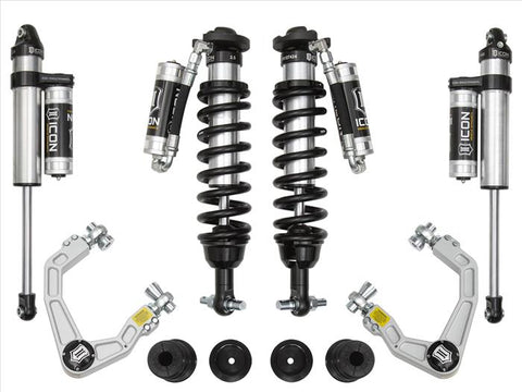 "19-UP FORD RANGER 0-3.5"" STAGE 4 SUSPENSION SYSTEM W BILLET UCA"