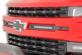 Chevy Dual 10in LED Grille Kit (19-20 Silverado 1500)