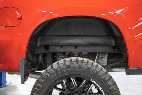 Chevrolet Rear Wheel Well Liners (19-21 Silverado 1500)