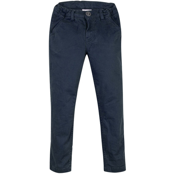 Chino Twill Stretch Trousers