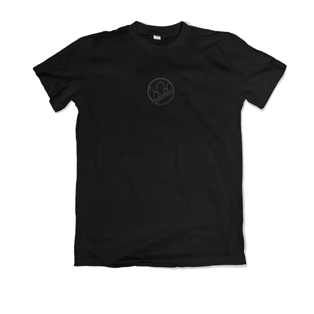 Cité Tee in Black