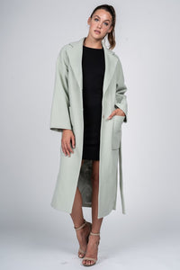Charolette Oversized Trench