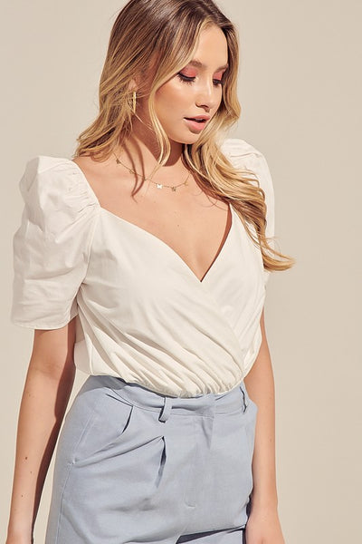 The Blouse Bodysuit - ShopTheCue