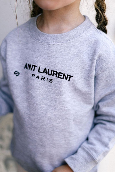 Aint Laurent KIDS sweatshirt