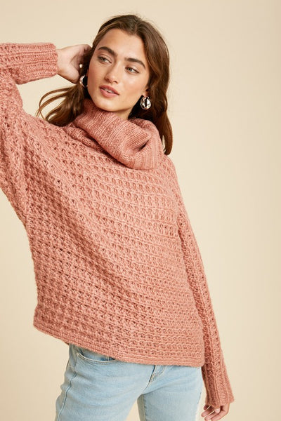 Can't Stop Being Cozy Knit