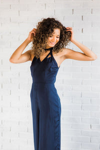 DEIA CUT-OUT JUMPSUIT