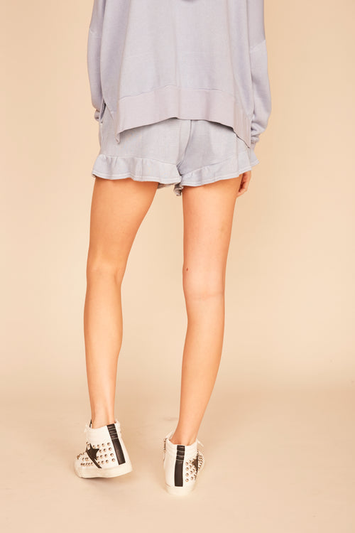 Pocket Terry Shorts