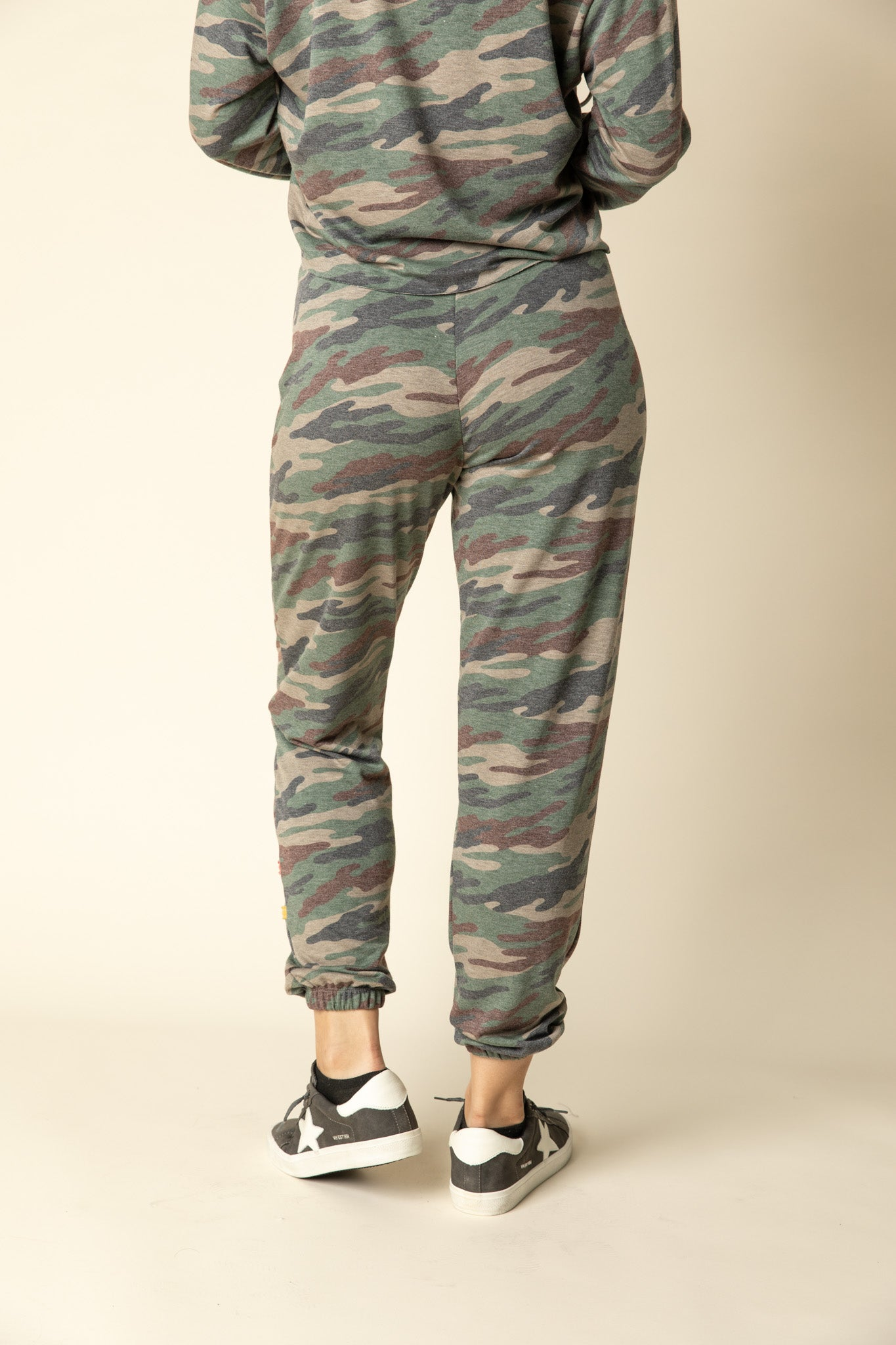 100% top quality huge discount free delivery Olive Camo Jogger Pant