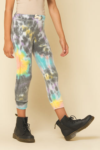 MULTI COLORBLOCK JOGGER PANTS