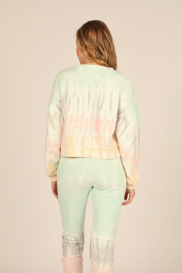 Fairy Ombre French Terry Crewneck