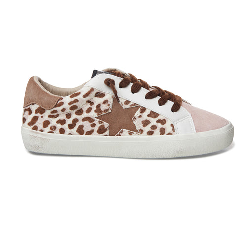 DIXIE - BLUSH LEOPARD