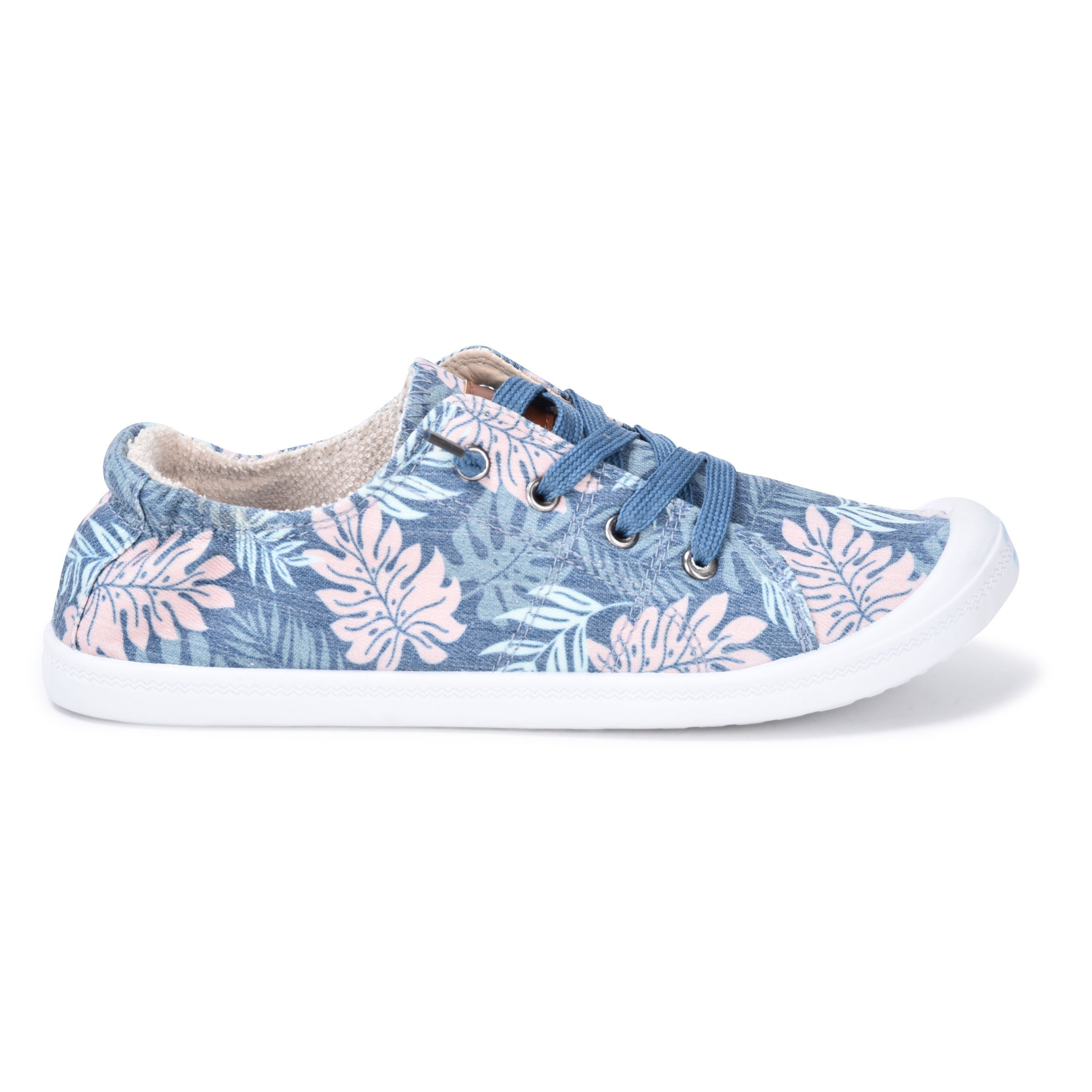 HANG OUT - BLUE FLORAL