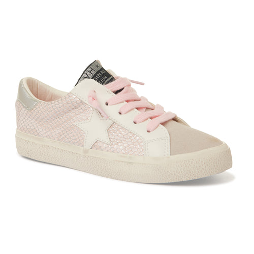 KIDS KELLY - BLUSH CROCO
