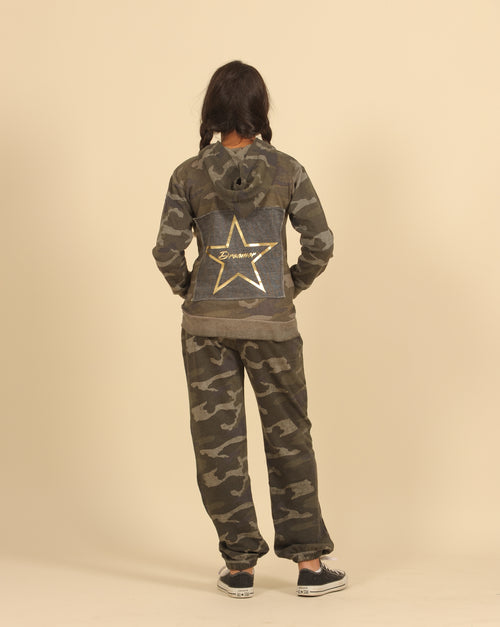 Star Dreamer Burnout Sweatpants