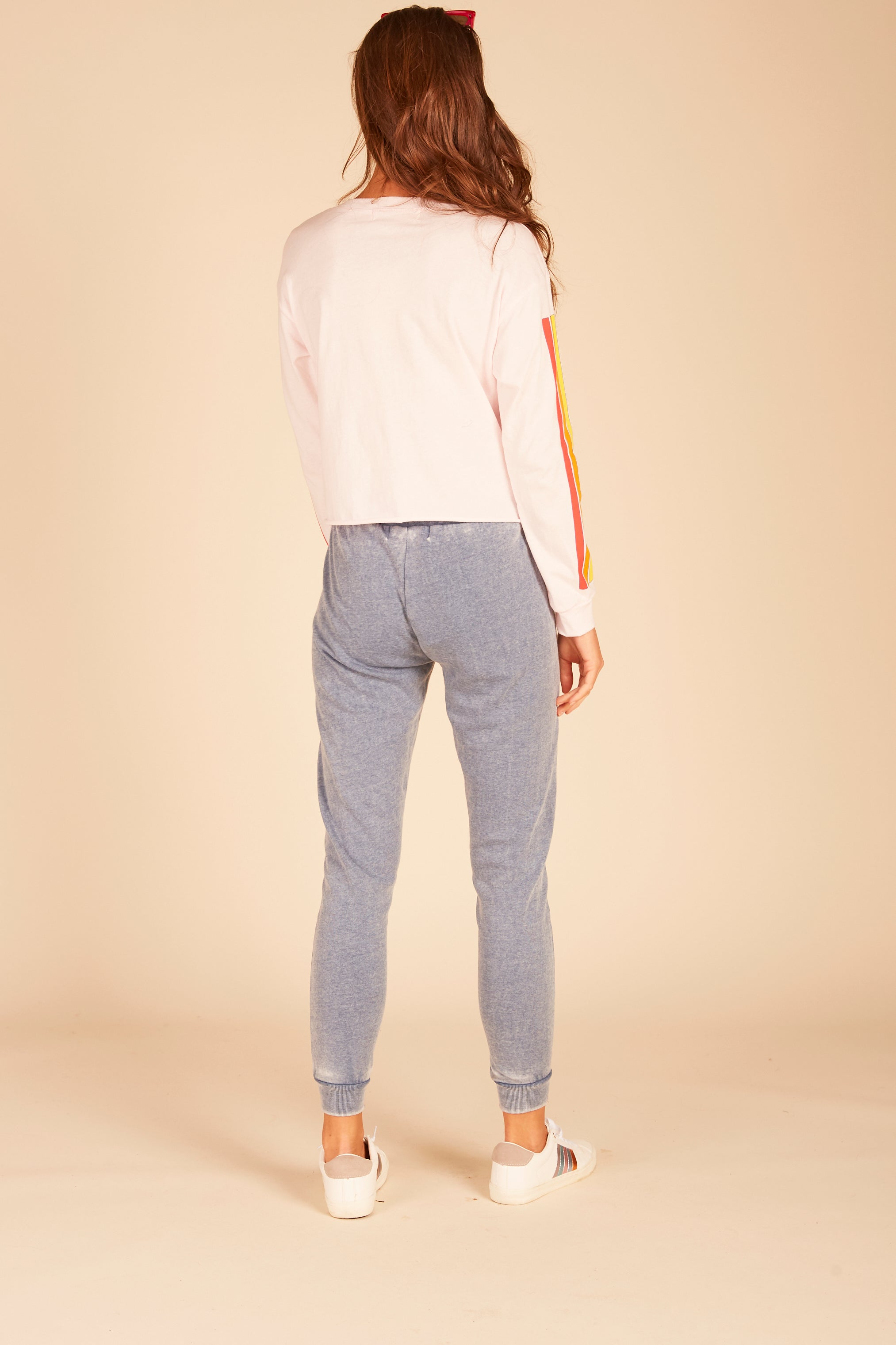 Blue Taping Jogger