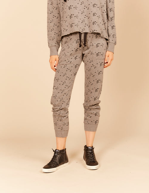 Mini Star Cluster New Burnout Sweatpants