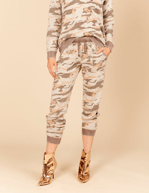 Burnout Jogger Sweatpants