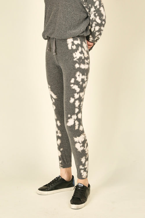 Brushed Hacci Tie Dye Jogger