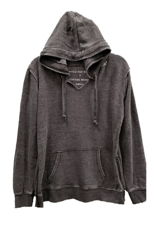 "WREN AND GLORY X VH - NEW BURNOUT ""DREAM FREE"" HOODIE"
