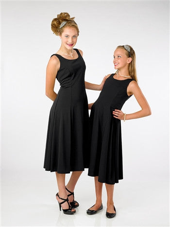 Hannah Performance Swing Dress