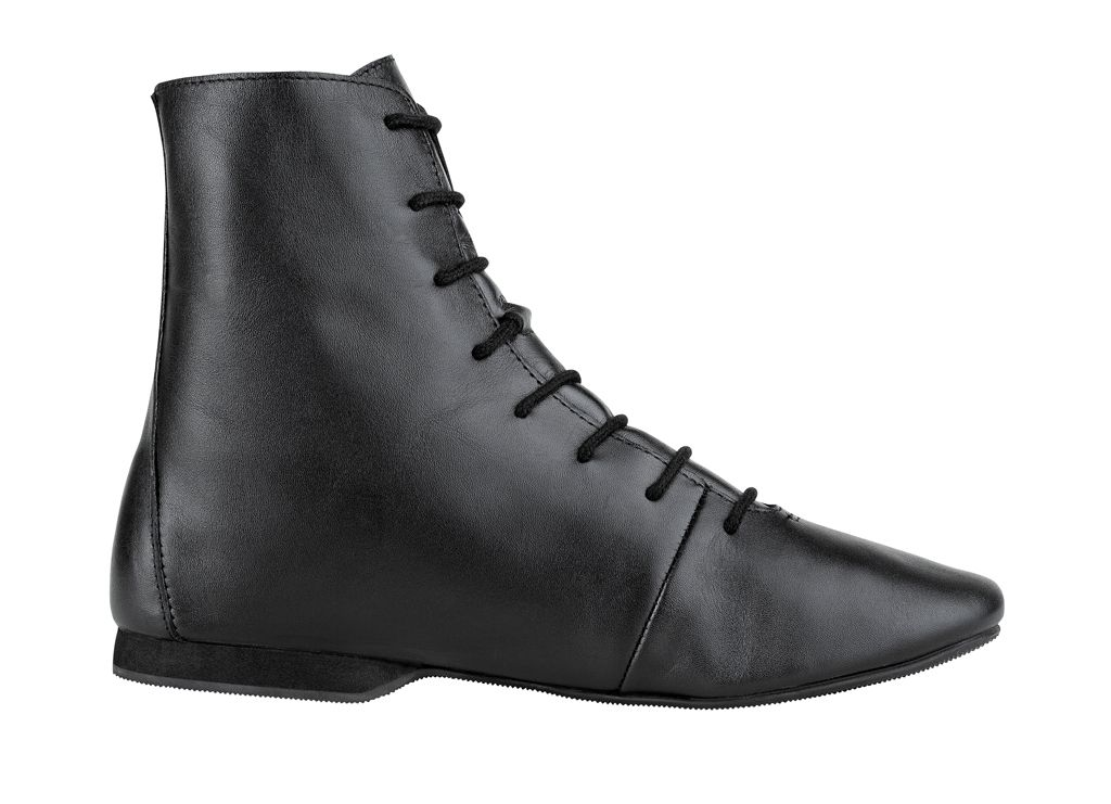 Paramount Black Guard Shoe