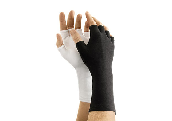 Long Wristed Fingerless Glove