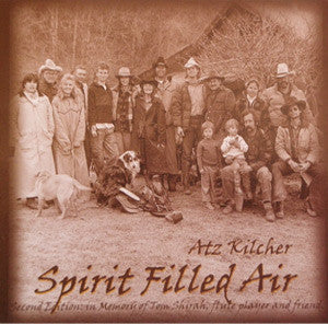 Spirit Filled Air (CD)
