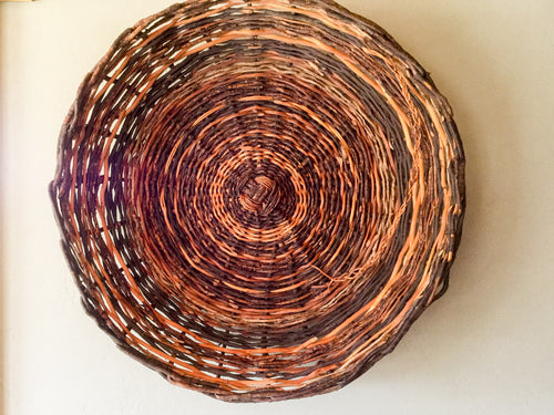Handmade Root basket 6