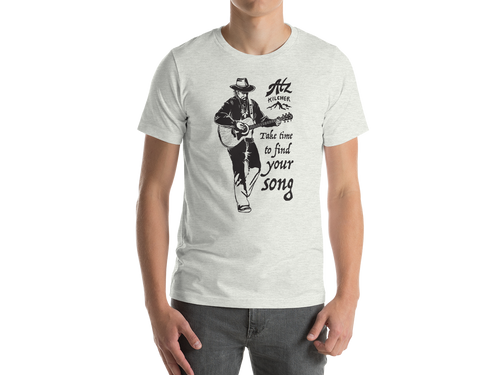Take Time to Find Your Song T-Shirt
