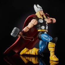 "Marvel Comics 80th Anniversary Legends Series 6"" Scale Vintage Thor Action Figure"