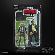 Star Wars The Black Series Han Solo (Bespin) Empire Strikes Back Action Figure